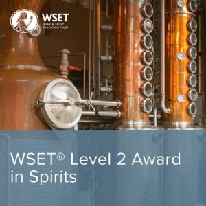WSET Spirits L2
